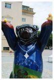 Niger - 'Tuareg' the Blue Man