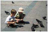 Children Fun at Market Square