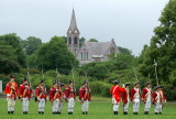Demonstration by His Majesty's 10th Regiment of Foot