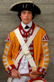 Member of His Majesty's 10th Regiment of Foot