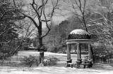 Old Westbury Gardens in Black & White