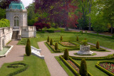 Formal Gardens, The Elms, Newport, RI