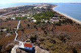 View West From Fire Island Lighthouse