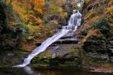 Dingman's Falls, Delaware Water Gap National Recreation Area