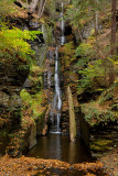 Silver-Thread Falls, Delaware Water Gap National Recreation Area