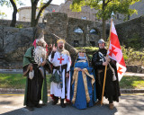 '10 Medieval Festival at Fort Tryon Park