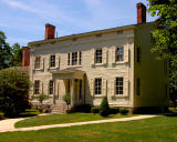 Mills Pond House, built 1838, Head of the Harbor, NY