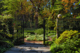 Grounds of the Bartow-Pell Mansion, Bronx, NY