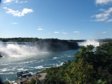 US & Canadian Falls - p.s.  the Canadian Falls kick the US falls butt!!!!