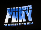 Niagara's Fury - the lamest attraction we visited!!