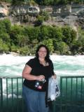 Pam at White Water Walk