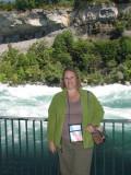 Kim at White Water Walk