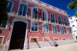 Palácio Praia e Monforte (Arqt. Manuel Joaquim de Sousa - 1784)