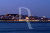 Lisboa à Noite Vista de Almada