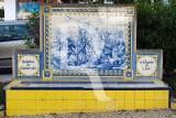 Marcos da História em Azulejos - Aljubarrota