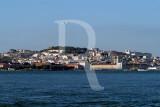 Em Cacilhas a Olhar para Lisboa