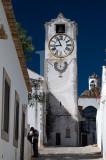 Torre do Relógio da Igreja Paroquial de Tavira (MN)