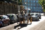 As Charretes de Sintra em 23 de julho de 2009