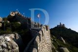 A Torre Real e o Palácio da Pena