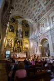 Capela-Mor da Igreja de Nossa Senhora da Luz e Sepultura da Infanta D. Maria (MN)