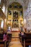 Capela-Mor da Igreja de Nossa Senhora da Luz e Sepultura da Infanta D. Maria (Monumento Nacional)
