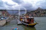 Os Barcos para Passeios no Douro