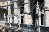 Detalhes do Mosteiro de Jerónimos
