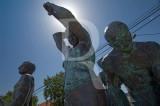 São João das Lampas - Monumento ao Trabalhador Rural