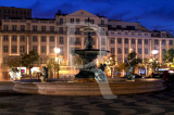 Rossio Fountains