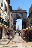 A Rua e o Arco