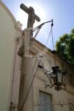 Porta e cruzeiro da Igreja e Hospital de Nossa Senhora dos Pobres (IIP)