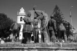 Monumento ao Trabalhador Rural por Anjos Teixeira (1976)