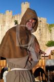 Personagens do Mercado Medieval de Óbidos