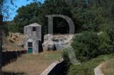 Ruínas da antiga barragem romana donde partia um aqueduto para Olisipo (IIP)