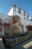 Óbidos em 29 de novembro de 2007 - Chafariz da Vila