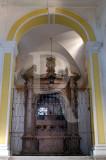 Óbidos em 29 de novembro de 2007 - Porta e Oratório de Nossa Senhora da Graça