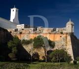 O Torreão e o Baluarte de Santo António