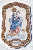 Senhora da Paz, por Teresa Vitorino (2002)