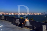 Os Miradouros de Almada para Lisboa