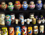 Russian Matrioshkas