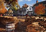Colonial Wiliamsburg Main Street