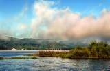 Morning Fog Along the Susquehanna River