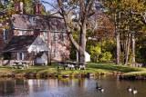 Colonial House near  Doylestown, Pennsylvania