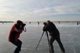 Alpha 900 op het ijs