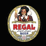 1960's - Regal Beer label - brewed in Miami