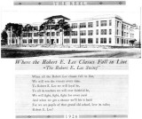 1926 - The Robert E. Lee Swing from Robert E. Lee Junior High School in Miami