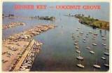 1950's - the marina at Dinner Key, Coconut Grove, Miami