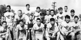1958-1959 - the Citrus Grove Junior High football Gold Team (names below)