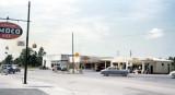 1954 - LeJeune and US1 - Atlantic on NE corner, Amoco on SE corner, Shell on NW corner, Miami