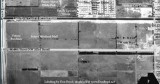1963 - aerial view of W. 49th Street from the Palmetto to W. 12th Avenue, Hialeah (comments below)